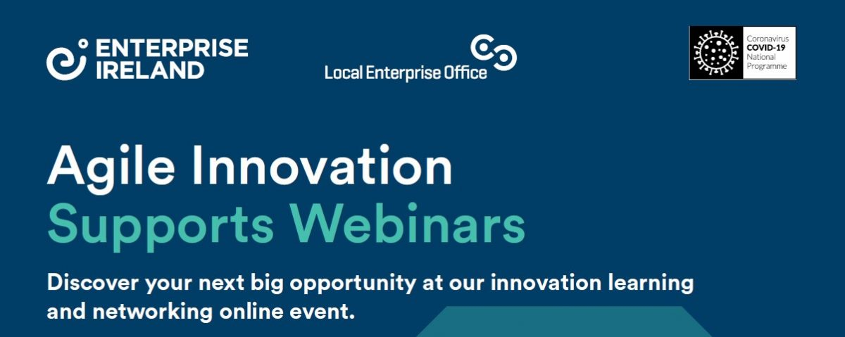 Agile Innovation Support Webinar Information