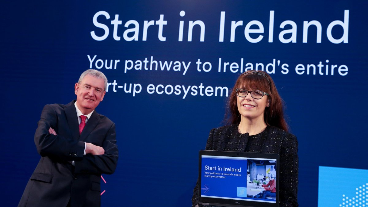 Ireland's new 'Start In Ireland' portal to benefit Start-up founders