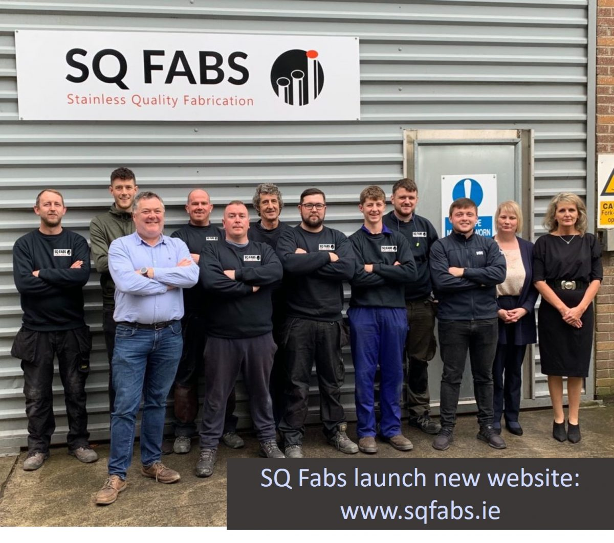 SQ Fabs Launch New Website