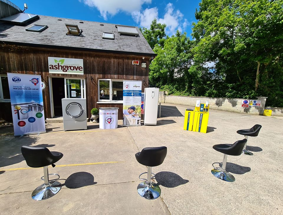 Ashgrove Renewables – Free Heating Solution Information Event