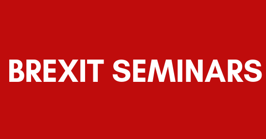 Brexit Seminars