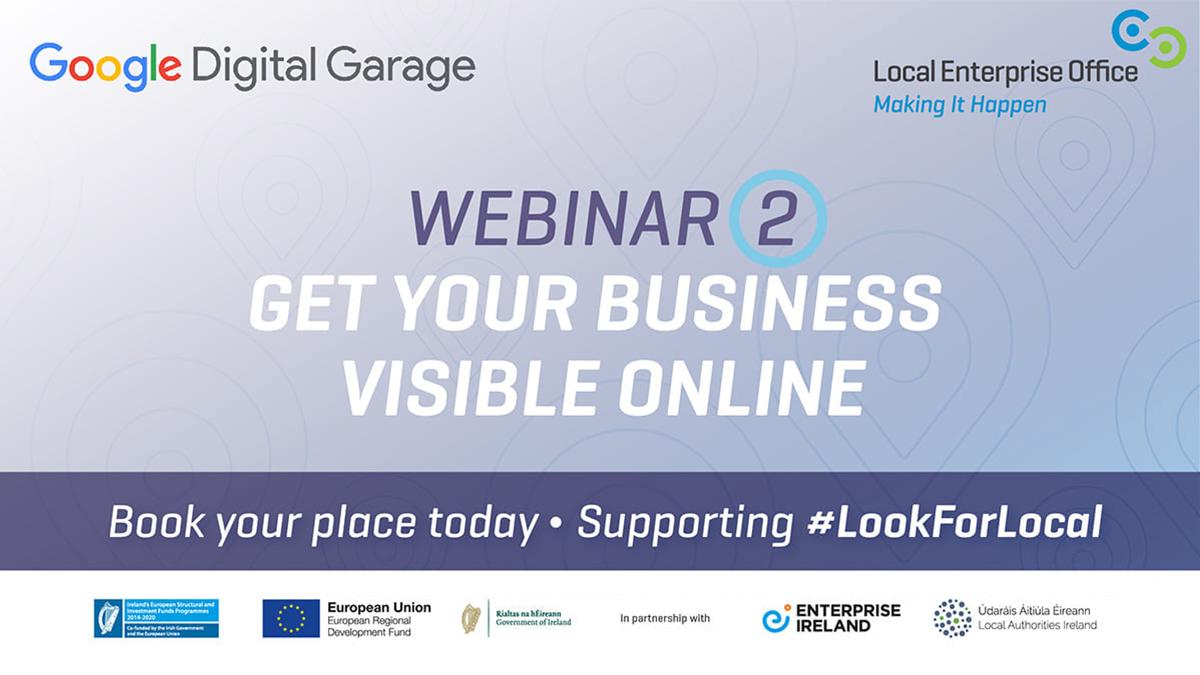 Get Your Business Visible Online Webinar
