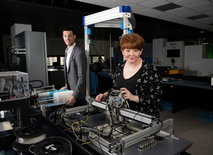 CIT Nimbus Centre to lead €11m project to develop factories of the future