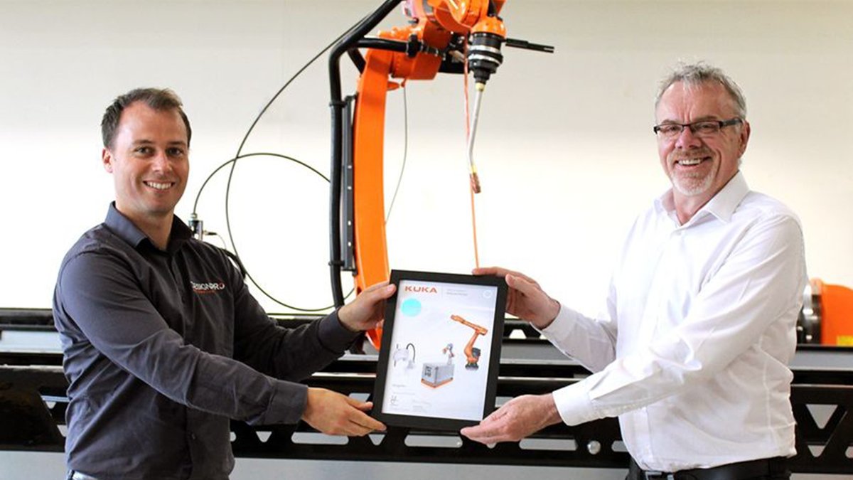 LINC Member DesignPro Automation gains KUKA Platinum Partnership