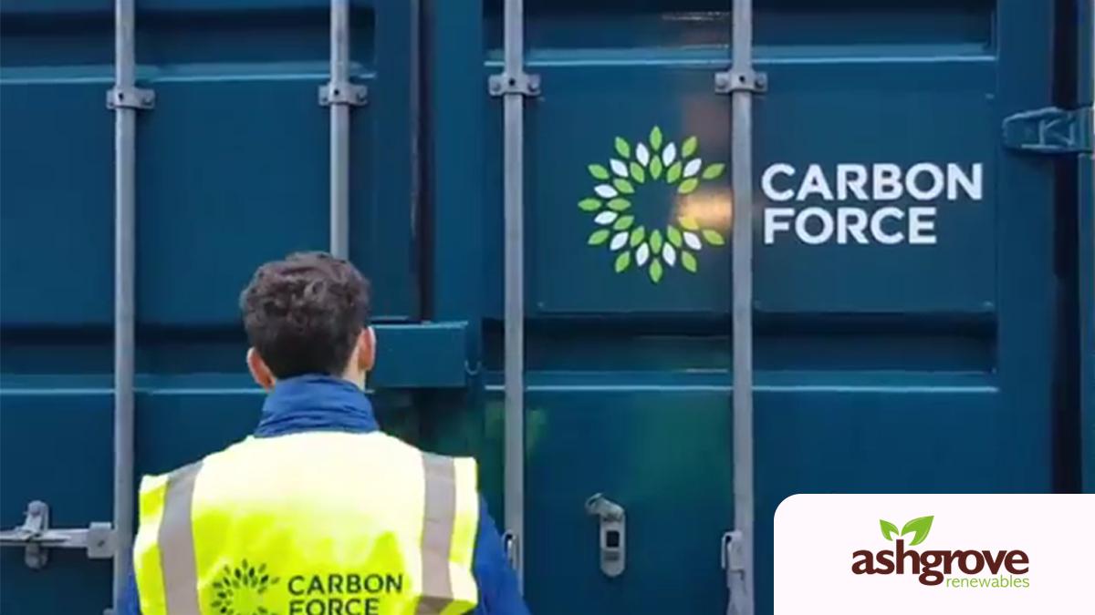 Ashgrove Renewables –  Heat Pump Prefabricated Unit