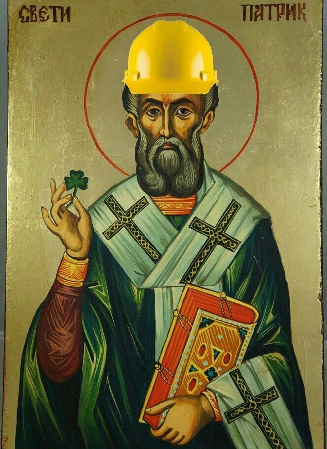 Happy St. Patrick's Day! ☘️