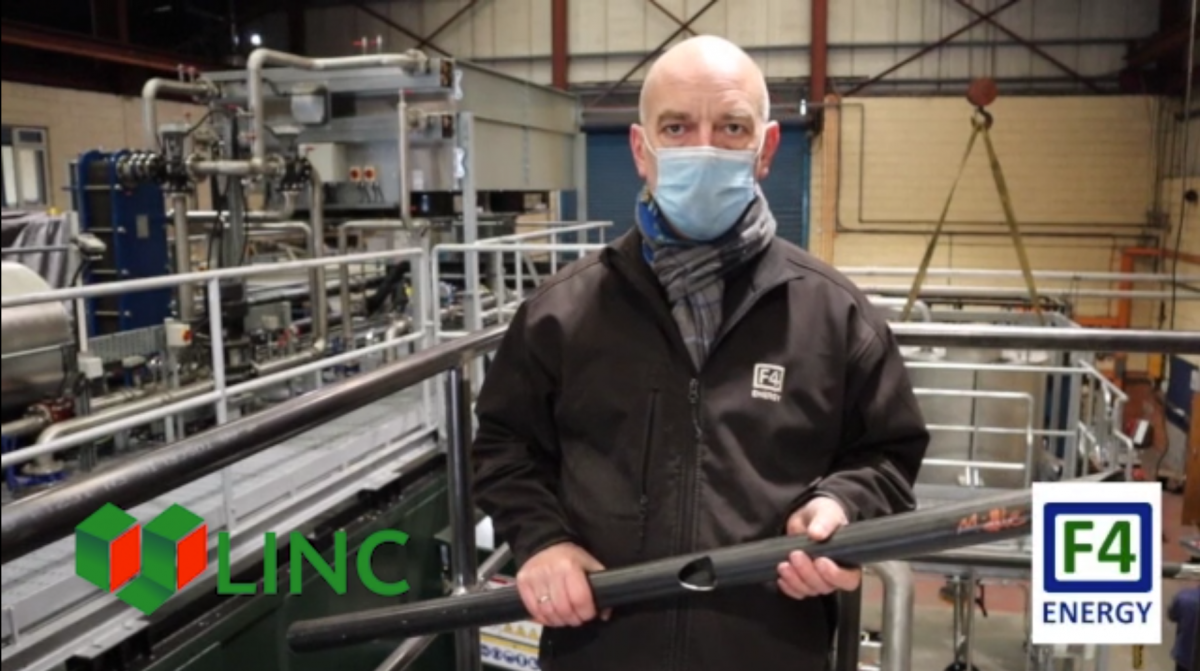 Hear from Andrew O'Connell describe a recent example of collaboration between LINC Network Companies