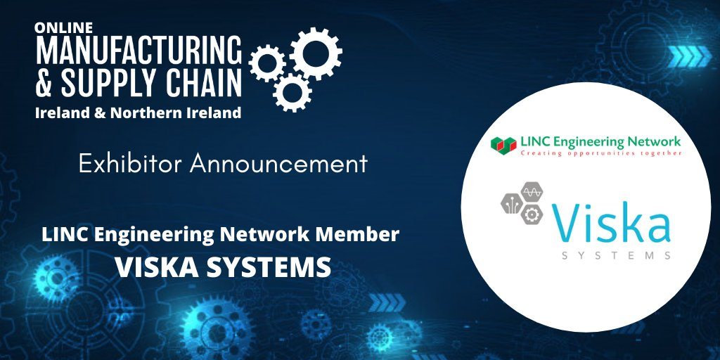 See Viska Systems at the Manufacturing and Supply Chain Confrence.